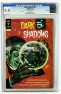 Bronze Age (1970-1979):Horror, Dark Shadows #25 File Copy (Gold Key, 1974) CGC NM 9.4 Off-whitepages. Painted cover. Joe Certa art. Overstreet 2005 NM- 9....