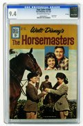 Silver Age (1956-1969):Miscellaneous, Four Color #1260 Walt Disney's The Horsemasters File Copy (Dell, 1961) CGC NM 9.4 Off-white to white pages. Annette Funicell...