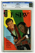 Silver Age (1956-1969):Mystery, I Spy #4 File Copy (Gold Key, 1968) CGC VF+ 8.5 Off-white to whitepages. Photo cover of Robert Culp and Bill Cosby. Al McWi...
