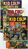 Bronze Age (1970-1979):Western, Kid Colt Outlaw Group (Marvel, 1966-79) Condition: Average VG/FN. This lot consists of Kid Colt Outlaw boks #131, 133, 1... (Total: 40 Comic Books)