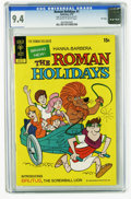 Bronze Age (1970-1979):Cartoon Character, Roman Holidays, The #1 File Copy (Gold Key, 1973) CGC NM 9.4Off-white to white pages. Overstreet 2005 NM- 9.2 value = $60. ...