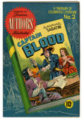 Golden Age (1938-1955):Classics Illustrated, Stories by Famous Authors Illustrated #2 (Seaboard Pub., 1950) Condition: VF+. Featuring Captain Blood by Raphael Sabatini. ...