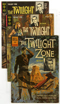 Silver Age (1956-1969):Horror, Twilight Zone and Others Group (Gold Key/Others, 1957-66)Condition: Average VG+. There are 17 comics in this group with am... (Total: 17)