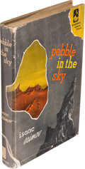 Books:Science Fiction & Fantasy, Isaac Asimov. Pebble in the Sky. Garden City, N. Y.:Doubleday & Company, Inc., 1950....