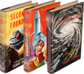 Books:Science Fiction & Fantasy, Isaac Asimov. The Foundation Trilogy, including: Foundation; Foundation and Empire; and Second Foundation. New York:... (Total: 3 Items)