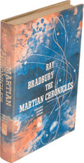 Books:Science Fiction & Fantasy, Ray Bradbury. The Martian Chronicles. Garden City: Doubleday& Company, Inc., 1950. First edition. With two later ...