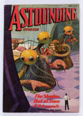 Pulps:Horror, Astounding Stories - June 1936 Signed by H. P. Lovecraft (Street& Smith) Condition: FN+....