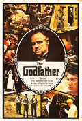 "Movie Posters:Crime, The Godfather (Cinema International, 1972). Australian One Sheet(27"" X 40"").. ..."