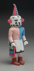 American Indian Art:Kachina Dolls, A Hopi Cottonwood Kachina Doll. Representing Heart of the Sky...