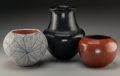 American Indian Art:Pottery, Three Southwest Pottery Jars ... (Total: 3 )