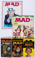Magazines:Miscellaneous, Assorted Magazines Box Lot (Various Publishers, 1962-97) Condition:Average VG....