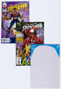 Modern Age (1980-Present):Superhero, The Amazing Spider-Man Box Lot (Marvel, 1993-98) Condition: AverageNM-....