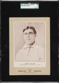 Baseball Cards:Singles (Pre-1930), 1902-11 W600 Sporting Life James Collins SGC 60 EX 5 - NoneHigher....