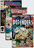 Modern Age (1980-Present):Superhero, The Defenders #114-150 Box Lot (Marvel, 1982-85) Condition: AverageNM-....