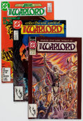 Modern Age (1980-Present):Science Fiction, Warlord Box Lot (DC, 1978-92) Condition: Average NM-....