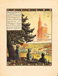 """Movie Posters:War, World War I Fourth War Loan (Lapina, 1918). French Poster (24"""" X32"""").. ..."""