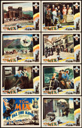 "Movie Posters:Western, My Pal, the King (Universal, 1932). Lobby Card Set of 8 (11"" X 14"").. ... (Total: 8 Items)"