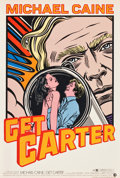 "Movie Posters:Crime, Get Carter (MGM, 1971). International One Sheet (27"" X 40"").. ..."