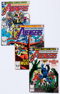 Modern Age (1980-Present):Superhero, The Avengers #209-216 Box Lot (Marvel, 1981-82) Condition: AverageNM-....