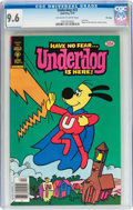 Bronze Age (1970-1979):Cartoon Character, Underdog #23 File Copy (Gold Key, 1979) CGC NM+ 9.6 Off-white towhite pages....