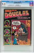 Bronze Age (1970-1979):Alternative/Underground, Douglas Comix #nn (Douglas Records, 1972) CGC NM- 9.2 Off-white pages....