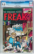 Bronze Age (1970-1979):Alternative/Underground, The Fabulous Furry Freak Brothers #1 (Rip Off Press, 1971) CGC VF/NM 9.0 Cream to off-white pages....