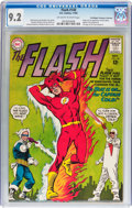 Silver Age (1956-1969):Superhero, The Flash #140 (DC, 1963) CGC NM- 9.2 Off-white to white pages....