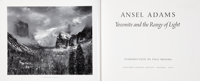 Ansel Adams. Yosemite and the Range of Light. Introduction by Paul Brooks. Boston: New York Gra