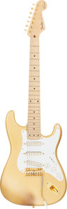 Musical Instruments:Electric Guitars, 2004 Fender Maestro Alex Gregory Signature Stratocaster FiremistGold Solid Body Electric Guitar, Serial # MAG0002....