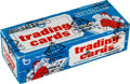 Baseball Cards:Unopened Packs/Display Boxes, 1968 Topps Baseball Series 1 & Series 7 Vending Box. ...