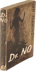 Books:Fiction, Ian Fleming [ James Bond ]. Dr No. London: Jonathan Cape, [1958]. Corrected proof. One of only 100 copies printed,...