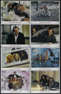 "Movie Posters:Drama, The Witches of Eastwick (Warner Brothers, 1987). Lobby Card Set of 8 (11"" X 14""). Comedy Thriller. Starring Jack Nicholson, ... (Total: 8 Items)"