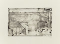 Post-War & Contemporary:Contemporary, Richard Diebenkorn (American, 1922-1993). Untitled #5, 1993.Lithograph. 11-1/4 x 15-1/4 inches (28.6 x 38.7 cm) (sheet)...