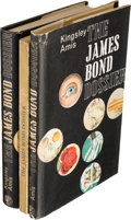 Books:Fiction, [Ian Fleming, association]. Kingsley Amis. The James BondDossier. London: Jonathan Cape, [1965]. Uncorrected Proo...(Total: 3 Items)