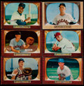 Baseball Cards:Sets, 1955 Bowman Baseball Starter Set (108/320). ...