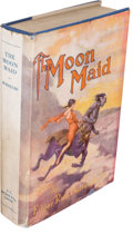 Books:Science Fiction & Fantasy, Edgar Rice Burroughs. The Moon Maid. Chicago: A. C. McClurg & Co., 1926. First edition. ...