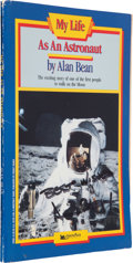 Autographs:Celebrities, Alan Bean Signed Book: My Life as an Astronaut. ...
