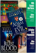 Books:Mystery & Detective Fiction, Gillian Roberts. Group of Five SIGNED or INSCRIBED First Editions.New York: Ballantine Books, 1992 - 1999. . ... (Total: 5 Items)