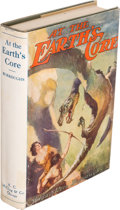 Books:Science Fiction & Fantasy, Edgar Rice Burroughs. At the Earth's Core. Chicago: A. C. McClurg & Co., 1922. First edition. Hulbert Burroughs' p...