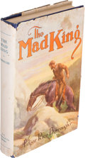 Books:Fiction, Edgar Rice Burroughs. The Mad King. Chicago: A. C. McClurg & Co., [1926]. First edition, first state of text with er...