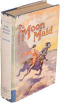 Books:Science Fiction & Fantasy, Edgar Rice Burroughs. The Moon Maid. Chicago: A. C. McClurg& Co., 1926. First edition. ...
