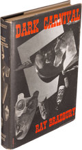 Books:Horror & Supernatural, Ray Bradbury. Dark Carnival. Sauk City: Arkham House, 1947.First edition of the author's first regularly publishe...