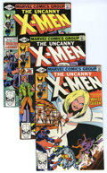 Modern Age (1980-Present):Superhero, X-Men/Wolverine Group (Marvel, 1980-82) Condition: Average VF/NM.Group of eight very nice books featuring the X-Men and Wol...(Total: 8 Comic Books)