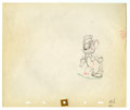 "Original Comic Art:Miscellaneous, Walt Disney Studios - ""The Country Cousin"" Animation ProductionDrawing Original Art (Disney, 1936). Decked out in his fines..."