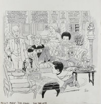 Angelo Torres - Mad #215 and 252 Complete Story Original Art, Group of 2 (EC, 1980-85). Two Angelo Torres parodies, incl...