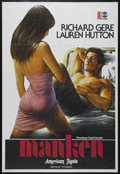 """Movie Posters:Drama, American Gigolo (Paramount, 1980). Turkish Poster (27"""" X 39""""). Drama. Directed by Paul Schrader. Starring Richard Gere, Laur..."""