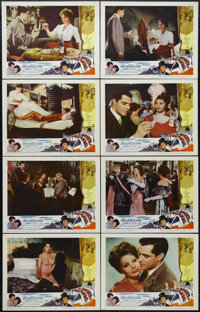 "A Breath of Scandal (Paramount, 1960). Lobby Card Set of 8 (11"" X 14""). Drama. Directed by Michael Curtiz. Sta..."