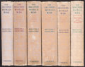 Books:World History, Winston S. Churchill. The Second World War. Cassell, [1948-1954]. . ... (Total: 6 Items)