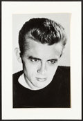 Books:Photography, James Dean. Collection of Photographic Prints, Magazines and Negatives. [Various places, dates]....