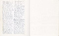 Books:Manuscripts, Rod McKuen. Manuscript Notebook. With Passages Dated from1973-2003....